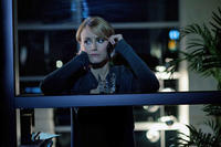 Taylor Schilling as Dagny Taggart in