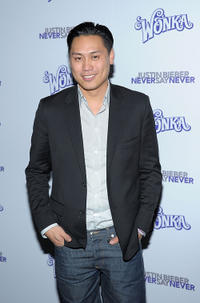 Director Jon M. Chu at the New York premiere of