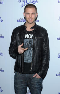 Jared Evan at the New York premiere of