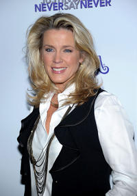 Deborah Norville at the New York premiere of
