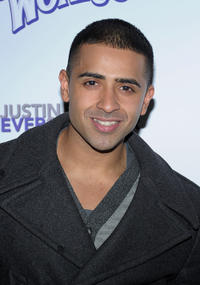 Jay Sean at the New York premiere of