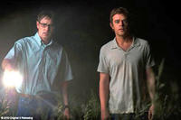 Christopher M. Clark as Christian and Nick Stahl as Billy in