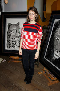 Filmmaker Sofia Coppola at the New York premiere of