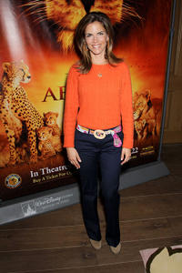 News Anchor Natalie Morales at the New York premiere of