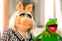Miss Piggy and Kermit The Frog in
