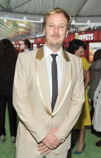 Director James Bobin at the California premiere of