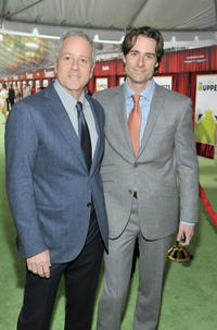 Producers David Hoberman and Todd Lieberman at the California premiere of