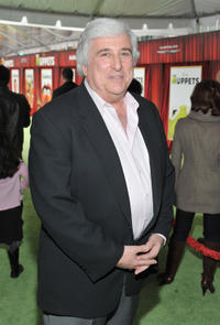 Executive producer Martin G. Baker at the California premiere of