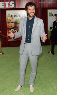 Music supervisor Brett McKenzie at the California premiere of