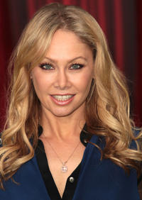 Kym Johnson at the California premiere of