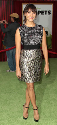 Rashida Jones at the California premiere of
