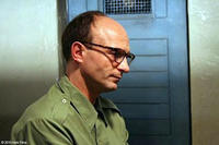 Thomas Kretschmann as Adolf Eichmann in