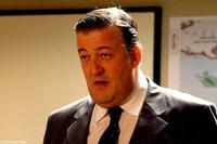 Stephen Fry as Minister Tormer in
