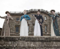 Check out the movie photos of 'Pride and Prejudice and Zombies'