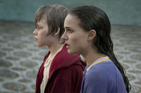 Devin Brochu and Natalie Portman in