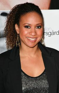Tracie Thoms at the California premiere of