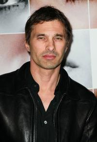 Olivier Martinez at the California premiere of