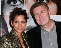 Halle Berry and director Geoffrey Sax at the California premiere of