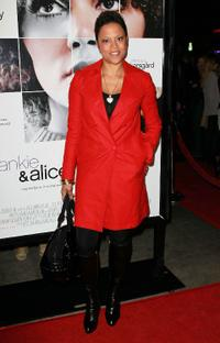 Shaunie O'Neal at the California premiere of