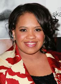 Chandra Wilson at the California premiere of