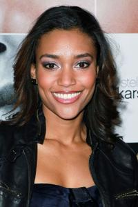 Annie Ilonzeh at the California premiere of