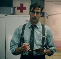 Jon Hamm as Doctor in