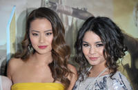 Jamie Chung and Vanessa Hudgens at the California premiere of