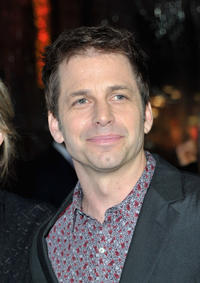 Director, Producer Zack Snyder at the California premiere of