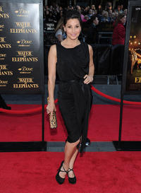 Gina Gershon at the New York premiere of