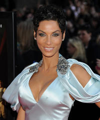 Nicole Murphy at the New York premiere of