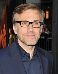 Christoph Waltz at the New York premiere of