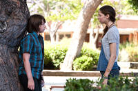 Jonah Bobo as Robbie and Analeigh Tipton as Jessica in
