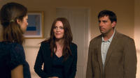 Analeigh Tipton as Jessica, Julianne Moore as Emily Weaver as Emily and Steve Carell as Cal Weaver in