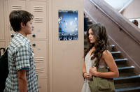Nolan Sotillo and Danielle Campbell in