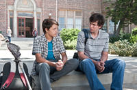 Nolan Sotillo and Nicholas Braun in