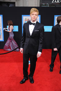 Cameron Monaghan at the California premiere of