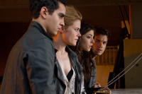 Max Minghella, Rachael Taylor, Olivia Thirlby and Emile Hirsch in