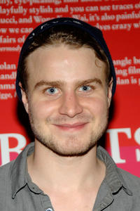 Brady Corbet at the New York premiere of