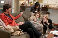 Ashton Kutcher as Adam, Mindy Kaling as Shira, Natalie Portman as Emma and Greta Gerwig as Patrice in