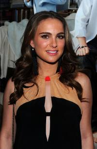 Natalie Portman at the California premiere of