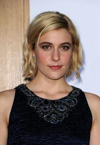 Greta Gerwig at the California premiere of