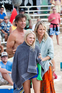 Dennis Quaid, AnnaSophia Robb and Helen Hunt in