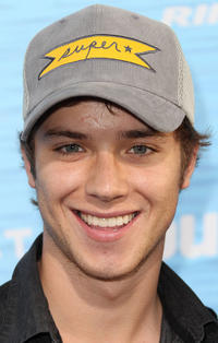 Jeremy Sumpter at the California premiere of