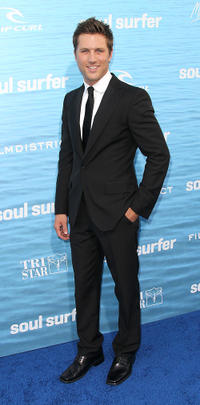 Ross Thomas at the California premiere of
