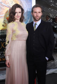 Emily Mortimer and Alessandro Nivola at the New York premiere of