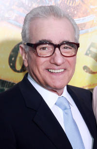 Director Martin Scorsese at the New York premiere of