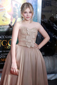 Chloe Grace Moretz at the New York premiere of