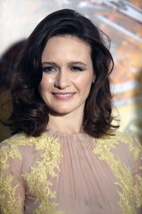 Emily Mortimer at the New York premiere of