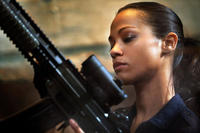 Zoe Saldana as Cataleya in