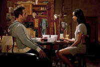 Michael Vartan as Danny Delaney and Zoe Saldana as Cataleya in